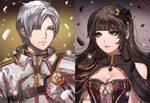 Commission: Eizenvaltz and Alethea