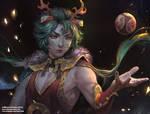 Commission: Tai Yang