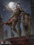 Baldur's Gate: Viconia by Innervalue