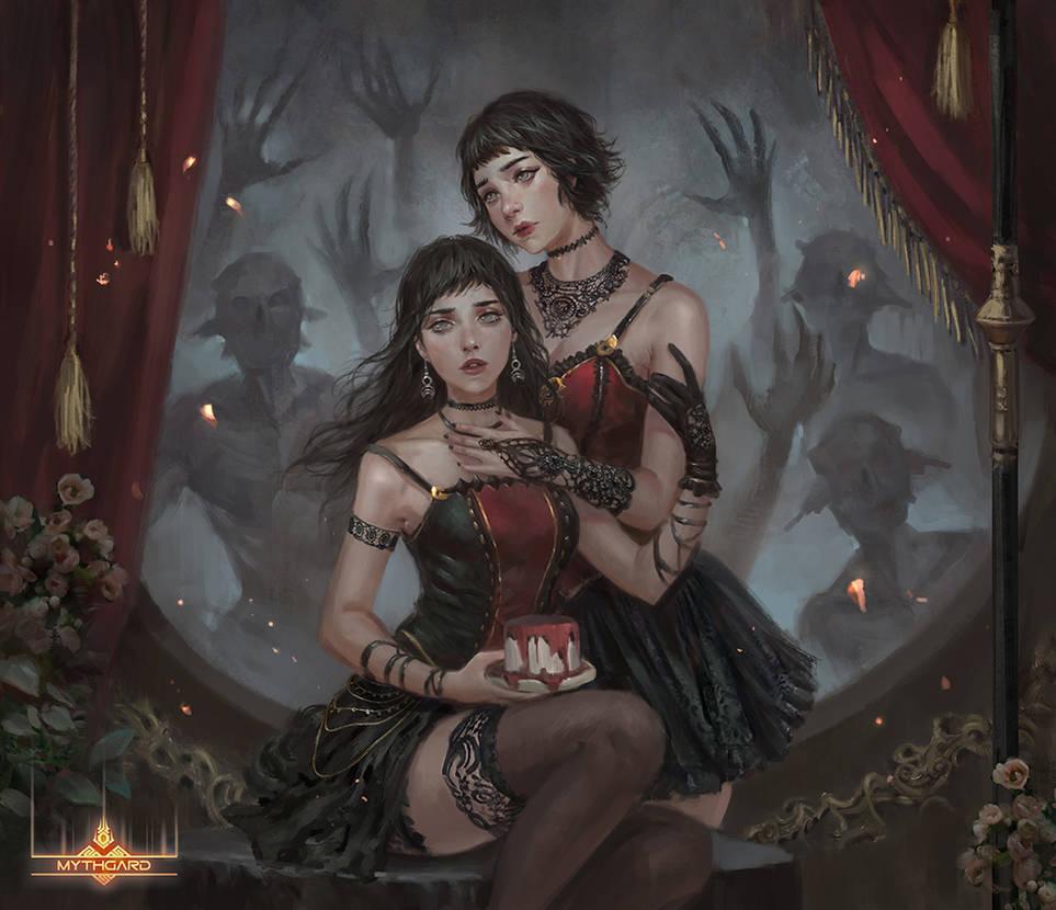 Mythgard: Blood Dolls