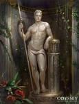 Odyssey of Dragonlords : Marble Golem