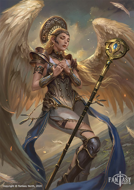 Fantasy North: Sophial, Angel of Love