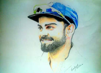 Explore Best Viratkohli Art On Deviantart