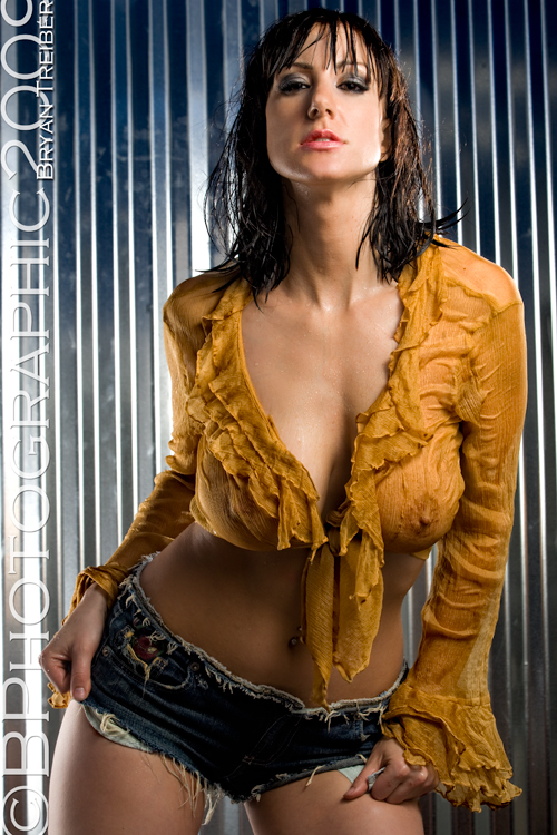 Char in Gold by BPhotographic