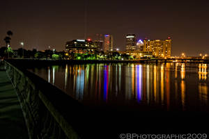 Tampa Bay FL by BPhotographic