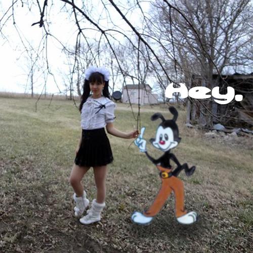 Hey Yakko by 17cherry