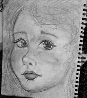 Portrait by 17cherry