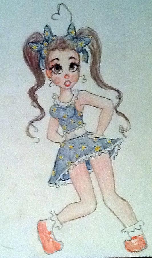 My Cartoon avatar by 17cherry