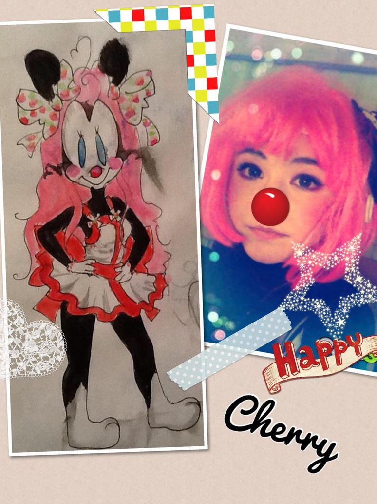 Halloween cherry by 17cherry