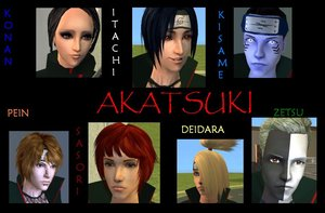 akatsuki dating sim deviantart Deviantart is the world's largest online social community for artists and art enthusiasts, allowing people to connect through the creation and sharing of art.