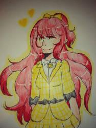 Shining girl