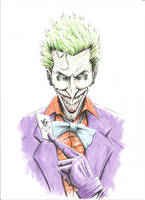 The Joker by MikimusPrime