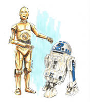 These ARE the droids you're looking for by MikimusPrime