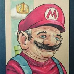 Mario 2014 by MikimusPrime