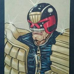 Judge Dredd by MikimusPrime