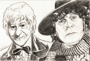 Doctor Who 3 4