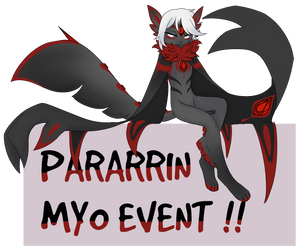 Pararrin Start Up MYO Event! by arixiv-divine