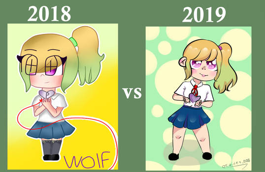 Redraw_ fnafhs chica