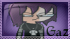 Gaz stamp by I-Luv-Emoboys