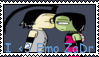 I love emo ZaDr stamp by I-Luv-Emoboys