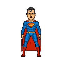 My DCU: Superman (Kal-El/Clark Kent)