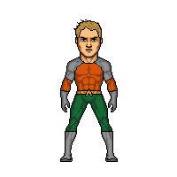 My DCU: Aquaman (Arthur Curry/Orin)