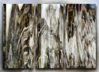 Triptych Metropolitan IceCream by leothefox