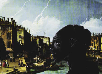 Shadow on Canaletto by leothefox
