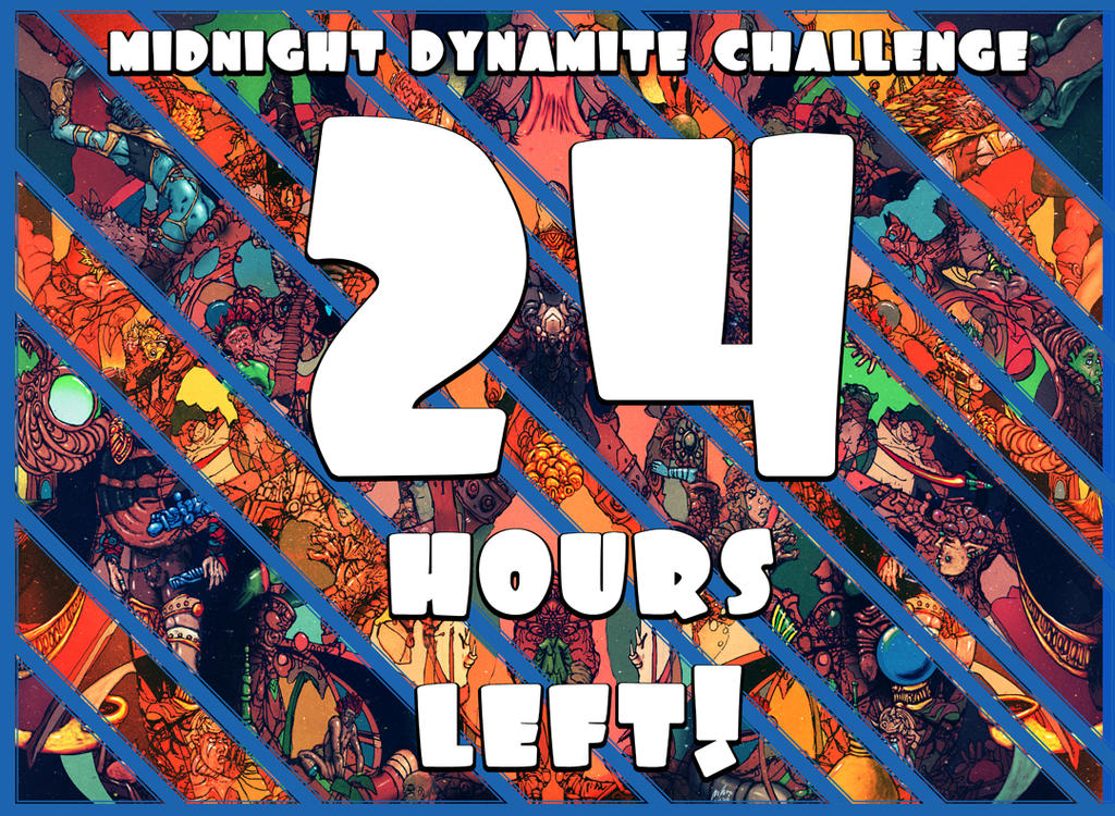 Midnight Dynamite Ultimate 24 small by leothefox