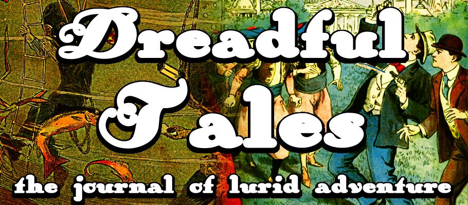 Dreadful Tales by leothefox