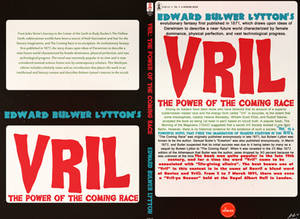 VRIL book cover