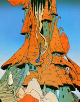 Tower Hut