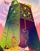 Thirteen Years Maze by leothefox