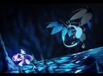 Mewtwo VS Lizardon