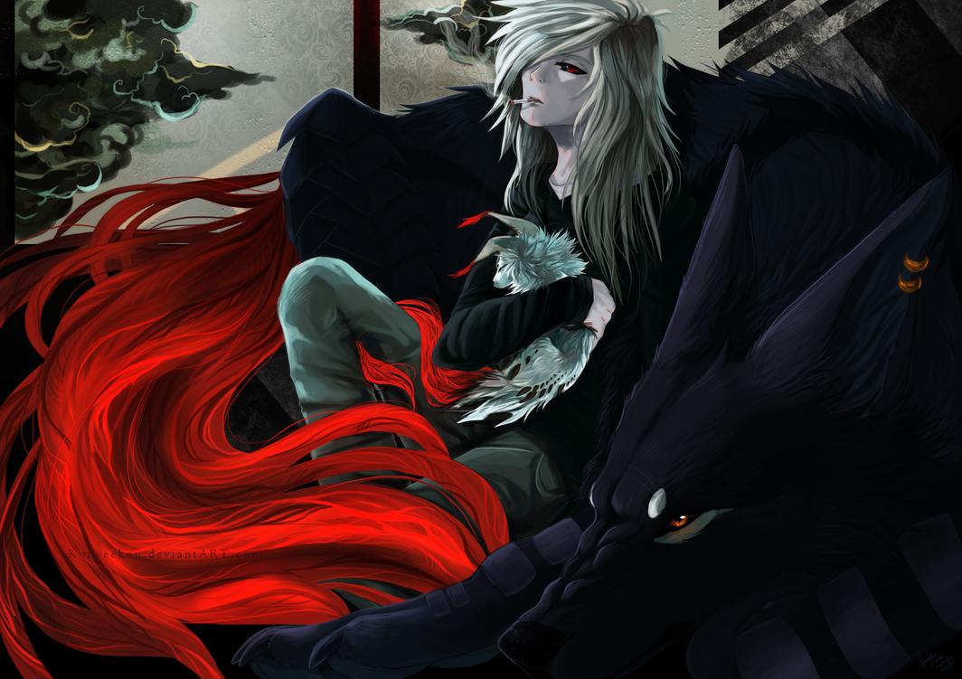 Blood of Reptile by Konveekou