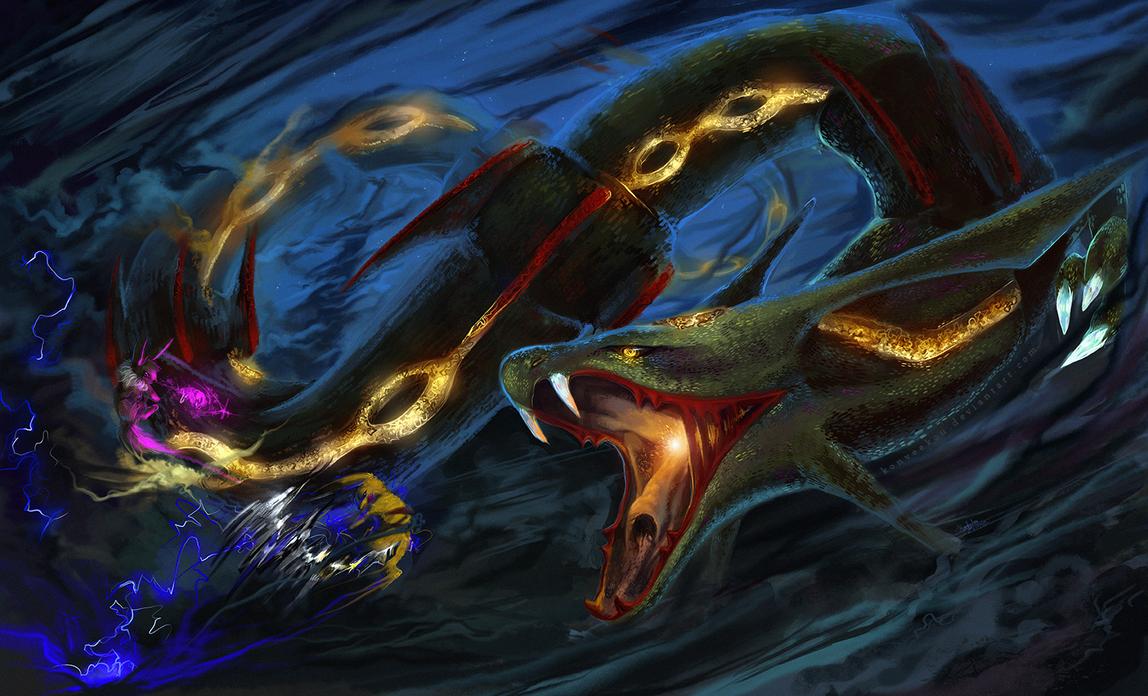 Final Battle by Konveekou