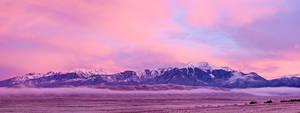 Winter Sunrise at the Dunes