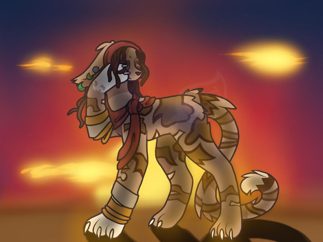 I am African by 0StoneHeart0