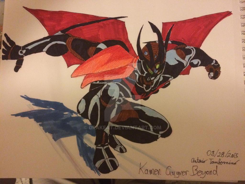 Kamen Guyver Beyond by DrakeAT