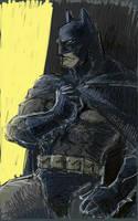 Samsung Galaxy Note: Batman