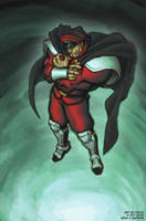 SFA3.FAC - M.Bison by rook-over-here