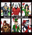 Earth-27's Secret Six