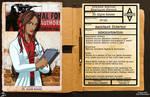 Arkham Employee File - Alyce Sinner