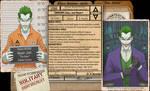 Arkham Files - Joker