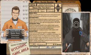 Arkham Files - Onomatopoeia by Roysovitch