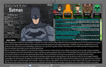 Oracle Files - Batman