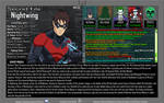 Oracle Files - Nightwing