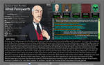 Oracle Files - Alfred Pennyworth