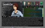 Oracle Files - Cassandra Cain 1994-2008