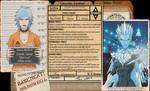Arkham Files - Killer Frost